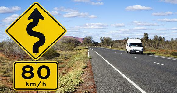 señales de transito preventivas