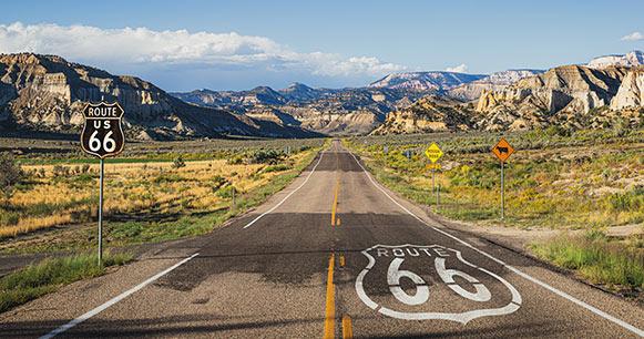 la ruta 66 de estados unidos